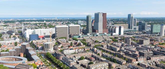 Den Haag maakt plaats voor huurwoningen