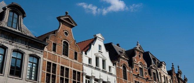 Europees vastgoed stijgt minder in waarde
