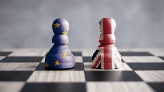 Harde Brexit is gunstig voor de vastgoedsector