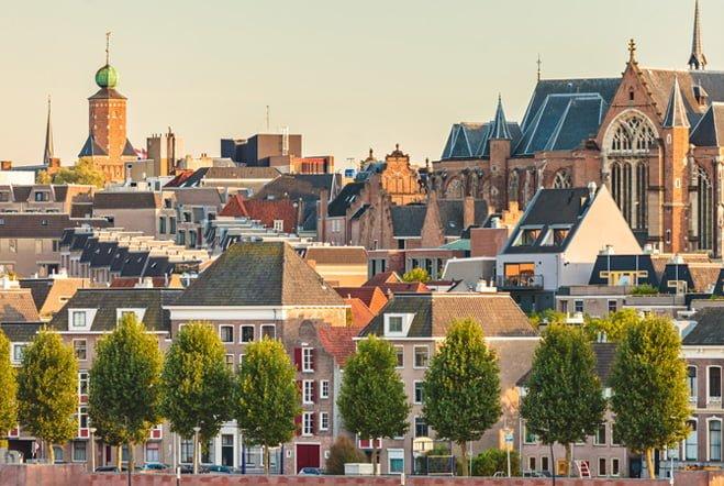 Nijmegen groenste stad van Europa